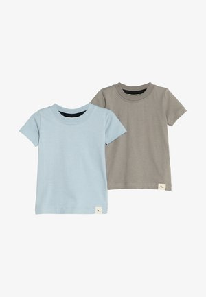 LAYERING BABY 2 PACK - T-shirt - bas - monochrome