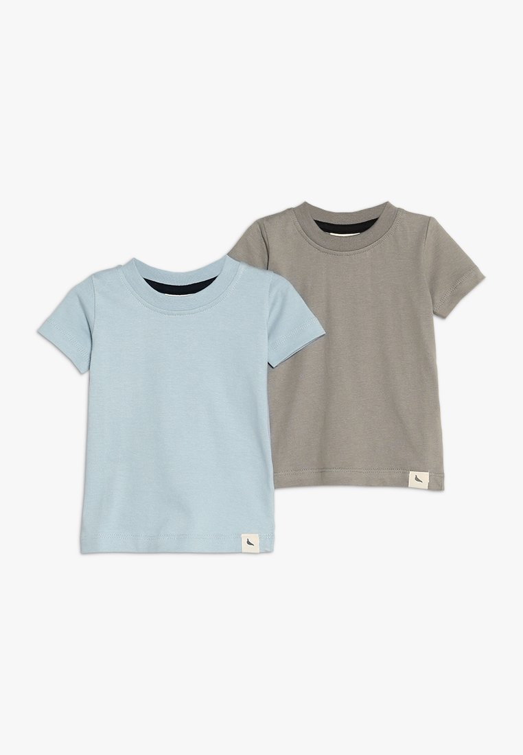 Turtledove - LAYERING BABY 2 PACK - Camiseta básica - monochrome