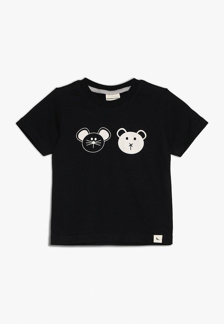 Turtledove - BEST FRIENDS  - T-Shirt print - monochrome