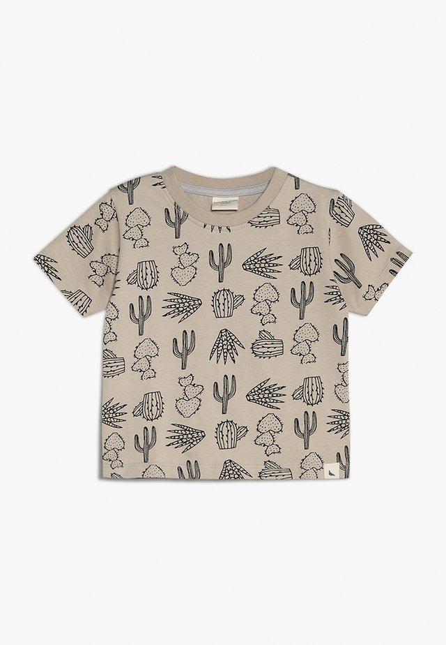 CACTUS PRINT - T-Shirt print - monochrome