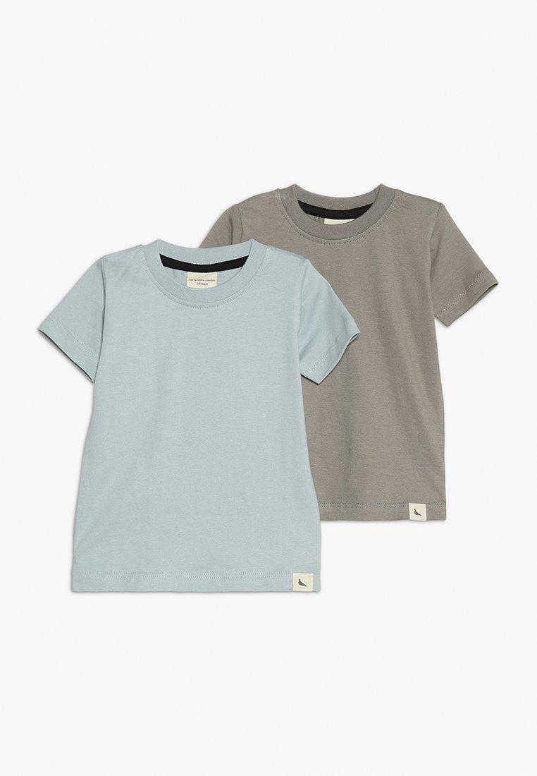 Turtledove - LAYERING 2 PACK - T-Shirt basic - monochrome