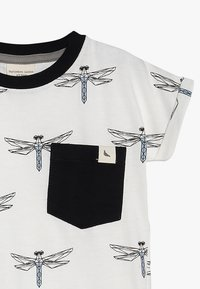 Turtledove - LONG LENGTH DRAGONLY  - Print T-shirt - off white - 3