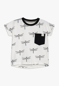 Turtledove - LONG LENGTH DRAGONLY  - Print T-shirt - off white - 0