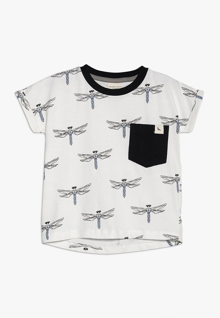 Turtledove - LONG LENGTH DRAGONLY  - Print T-shirt - off white