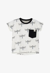 Turtledove - LONG LENGTH DRAGONLY  - Print T-shirt - off white - 2