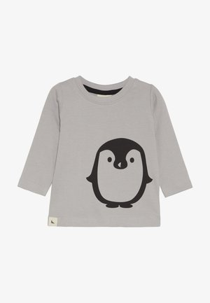 PENGUIN PLACEMENT BABY - Longsleeve - grey