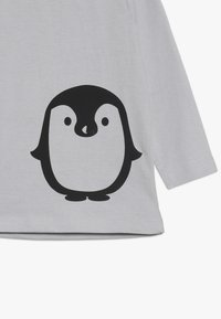 Turtledove - PENGUIN PLACEMENT TOP - Long sleeved top - grey