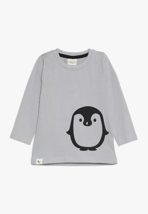 PENGUIN PLACEMENT TOP - Långärmad tröja - grey