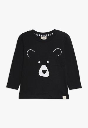 BEAR HEAD - Langarmshirt - black