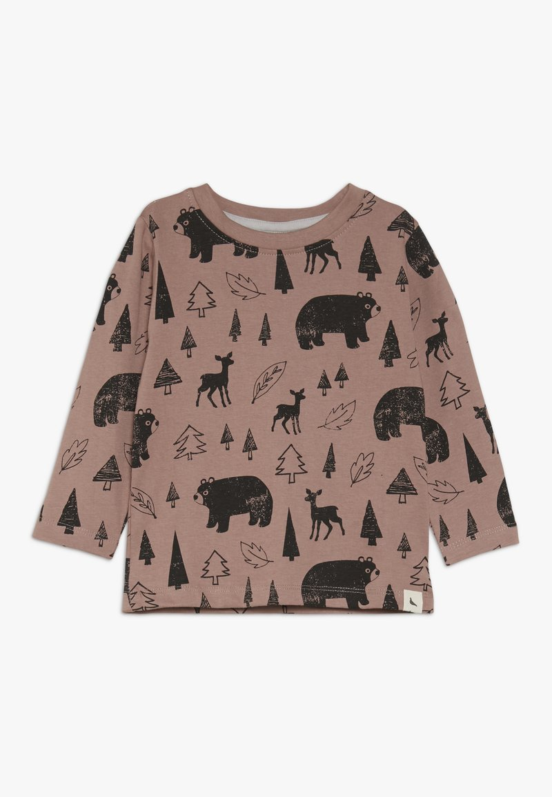 Turtledove - WINTER DAYS - Langærmede T-shirts - brick