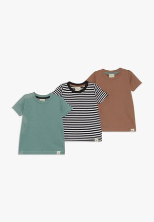 LAYERING STRIPE BABY 3 PACK  - T-shirt print - multi