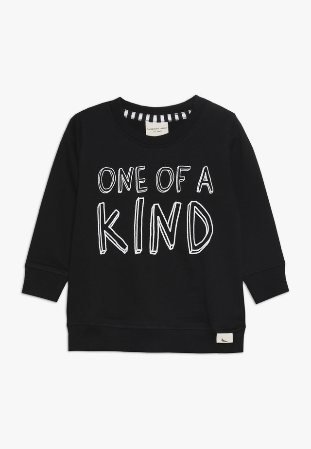 KIND KID BABY - Collegepaita - black