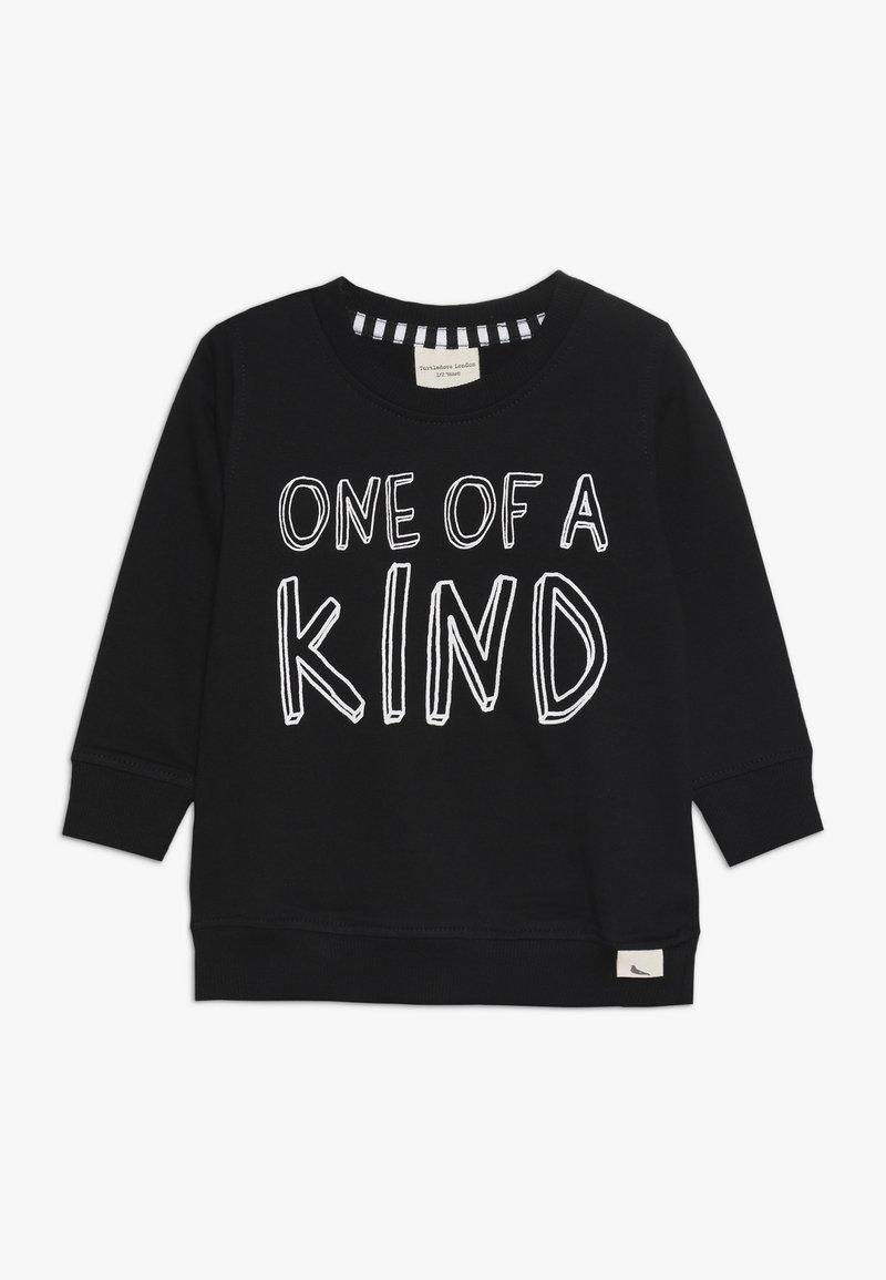 Turtledove - KIND KID BABY - Sweater - black