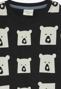 Turtledove - BEAR FAMILY BABY - Mikina - black - 3