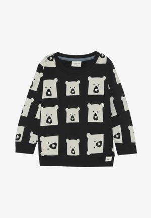 BEAR FAMILY BABY - Mikina - black