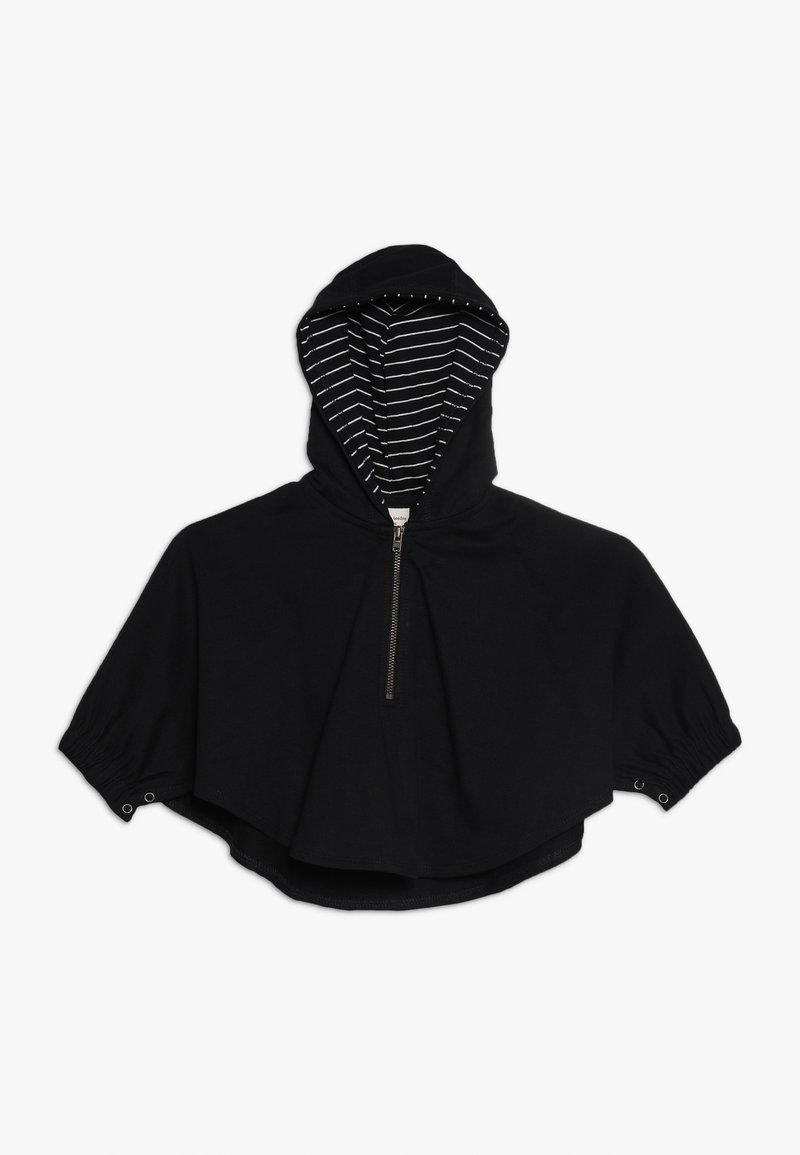 Turtledove - BABY - veste en sweat zippée - black