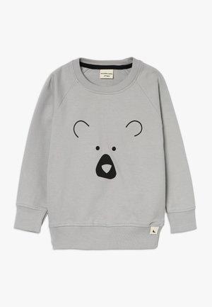 BEAR HEAD  - Sweatshirt - grey