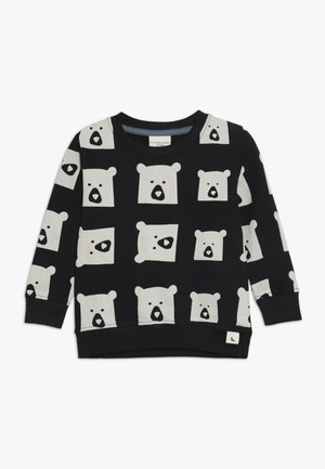BEAR FAMILY - Mikina - black