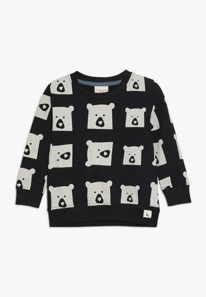 BEAR FAMILY - Bluza - black