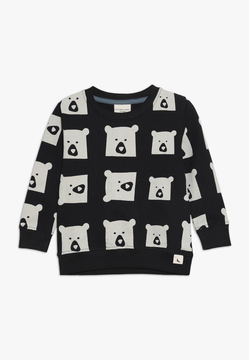 Turtledove - BEAR FAMILY - Sweatshirt - black