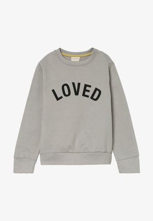 LOVED - Sweatshirt - grey