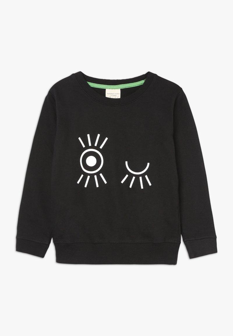 Turtledove - BLINK - Sweatshirt - black