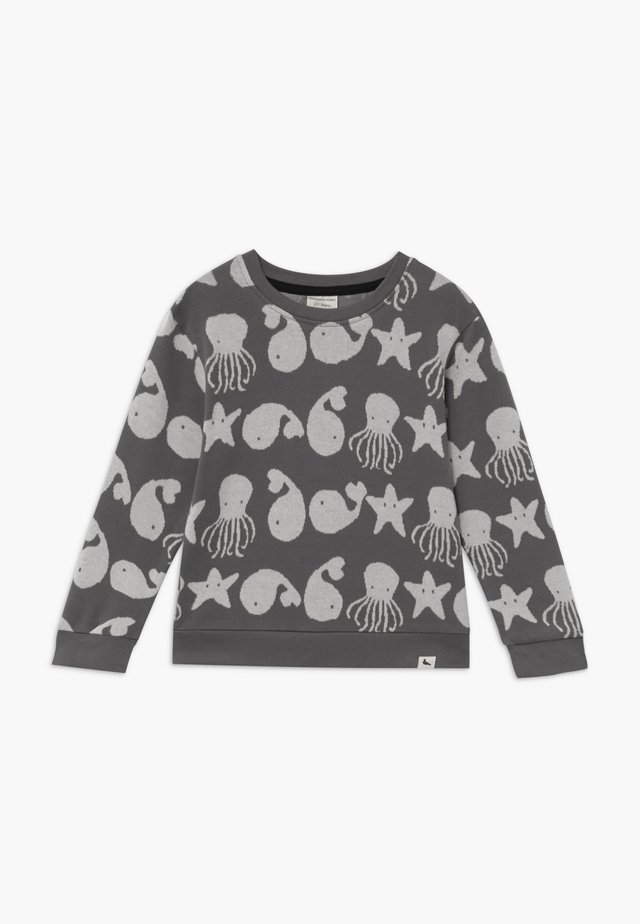 SEA FRIENDS BABY  - Collegepaita - dark grey