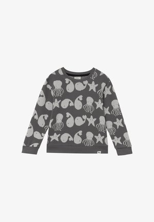SEA FRIENDS BABY  - Sweatshirt - dark grey