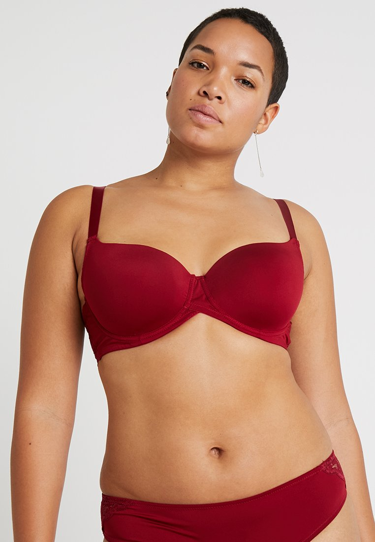 Tutti Rouge - Underwired bra - garnet