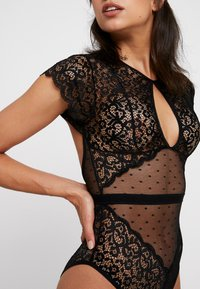 Tutti Rouge - EMBER - Body - black - 4