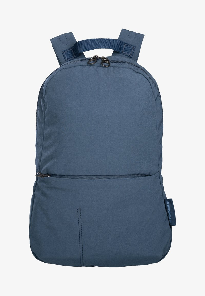 TUCANO - FOLDABLE BACKPACK - Rucksack - blue