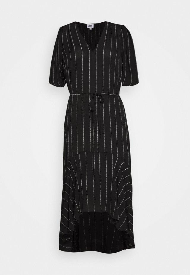 ALEXA DRESS - Korte jurk - black