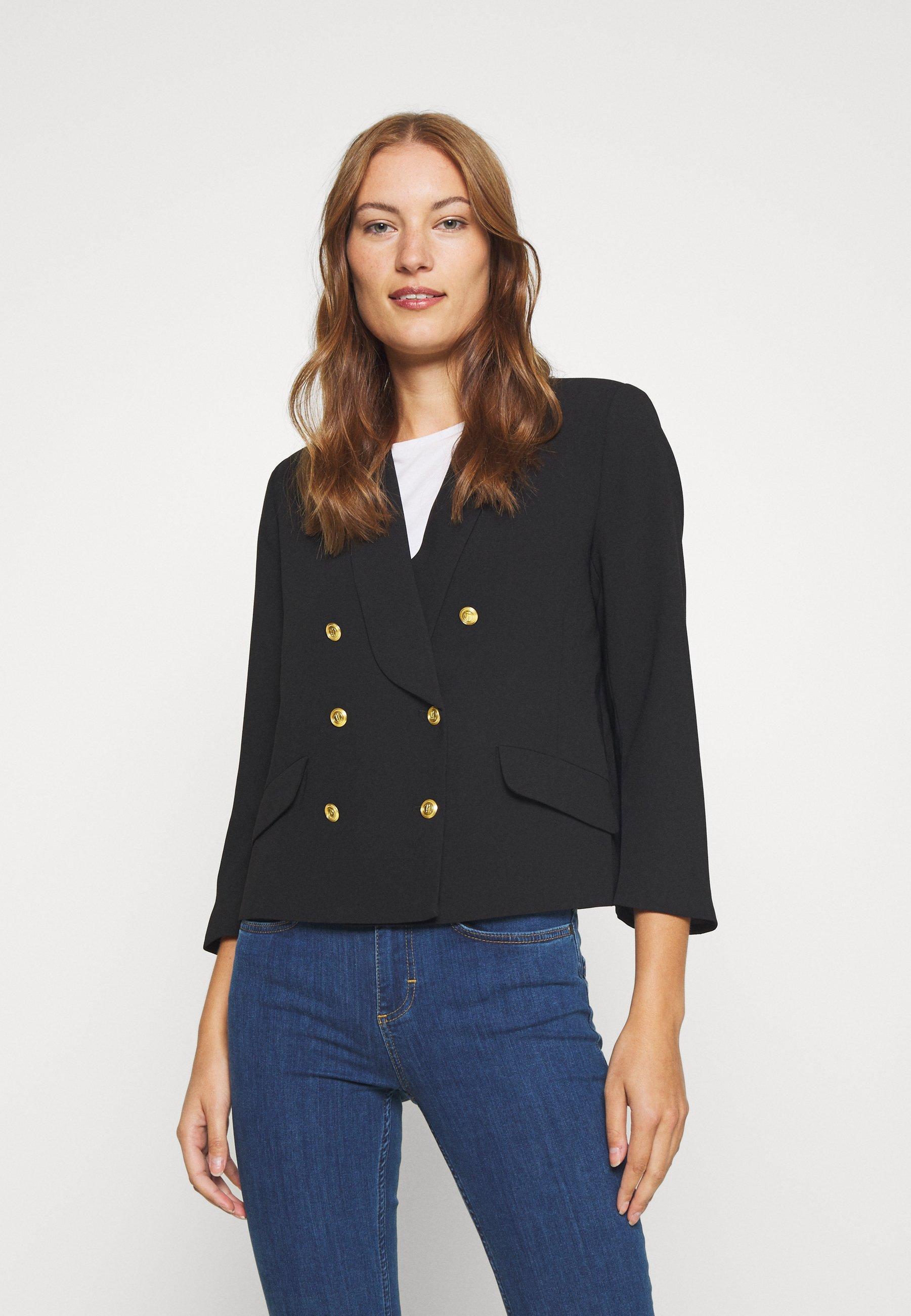Twist & Tango DINA - Blazer - black   Damenbekleidung billig