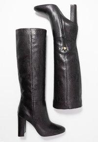 TWINSET - Laarzen met hoge hak - antracite - 3