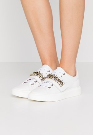 Sneakers basse - bianco/ottico