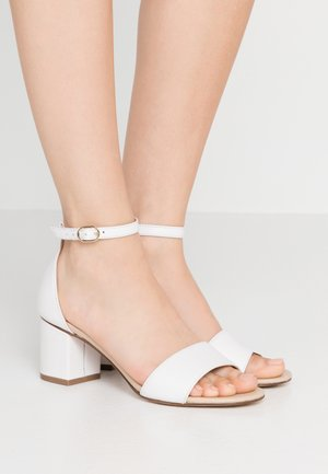 EXCLUSIVE  - Sandals - offwhite