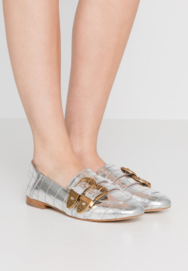 Slippers - titanio
