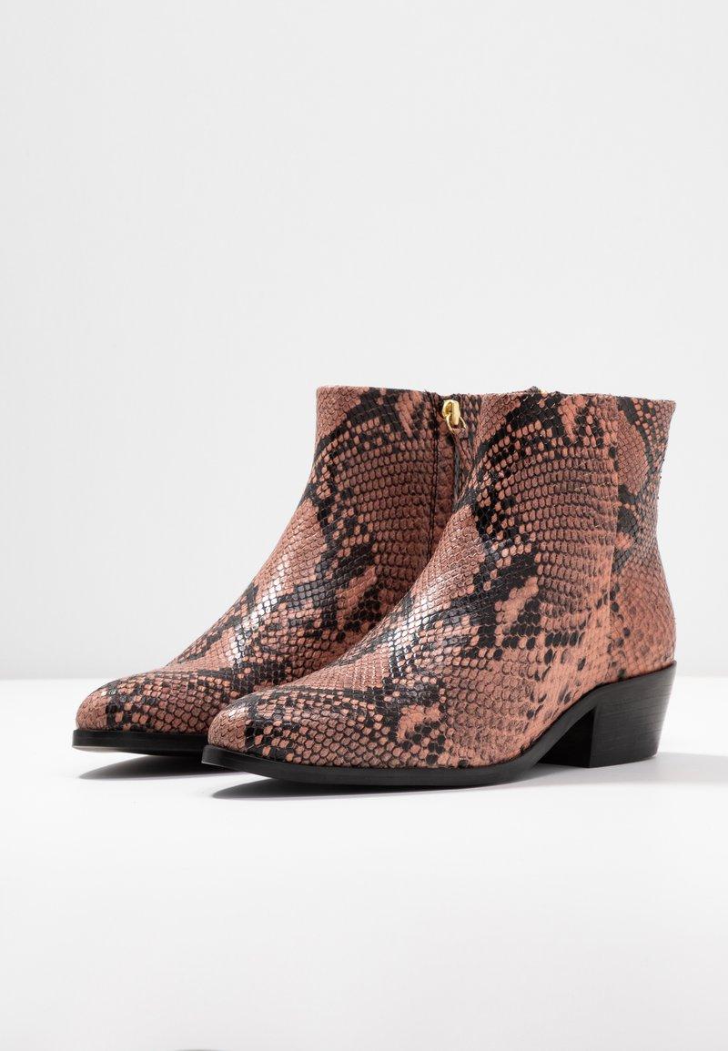 Boots Talons Pink Twinset Mousse À 3lTcKJF1