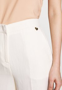 TWINSET - Trousers - antique white - 4