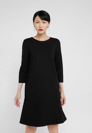 ABITO IN PUNTO MILANO - Jersey dress - nero