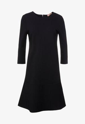 ABITO IN PUNTO MILANO - Vestito di maglina - nero