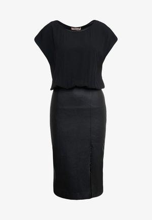 ABITO  - Shift dress - nero