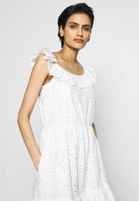 TWINSET - Korte jurk - offwhite - 3