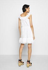 TWINSET - Korte jurk - offwhite - 2
