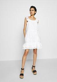 TWINSET - Korte jurk - offwhite - 1