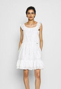 TWINSET - Korte jurk - offwhite - 0