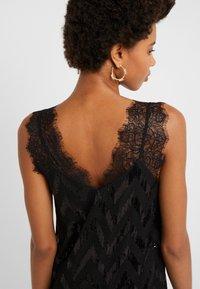 TWINSET - Vestito elegante - nero - 3