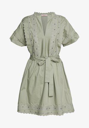 Vestito estivo - oil green