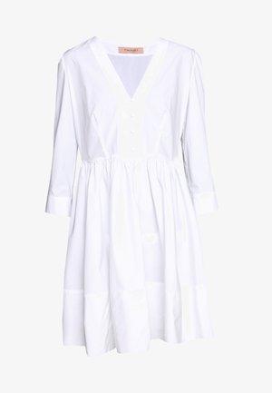 Denní šaty - bianco ottico