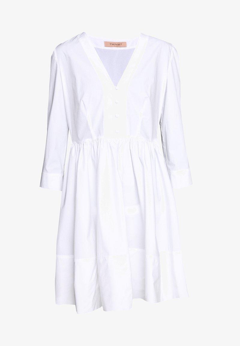 TWINSET - Denní šaty - bianco ottico